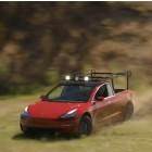 Simone Giertz: Pickup aus Tesla Model 3 selbst gebaut