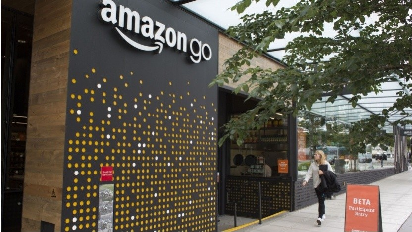 Amazon Go in Seattle, Washington