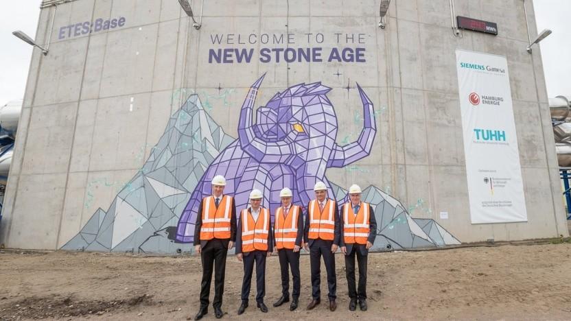 Bei der Eröffnung versprachen die Betreiber den Anbruch einer neuen Steinzeit.