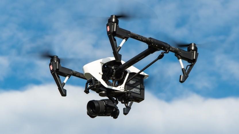Die Forscher glauben, dass die Technik auch in kommerzielle Drohnen wie diese passen könnte.
