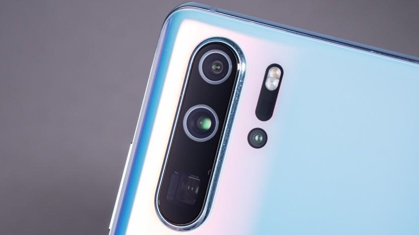 Unter anderem das P30 Pro mit seinem charakteristischen Fünffachtele soll Android Q bekommen.