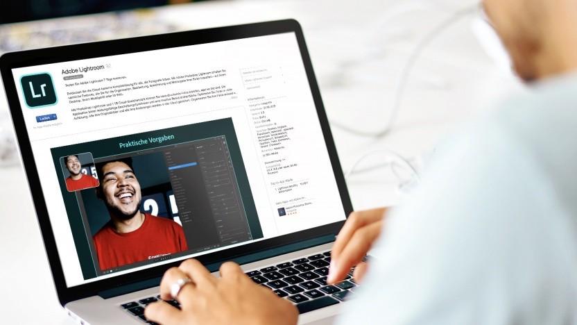 Adobe Lightroom im Mac App Store