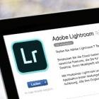 Adobe: Lightroom jetzt als Abo bei Apple
