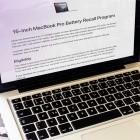 Sicherheit: Apple ruft Akkus von einigen Macbook Pro zurück