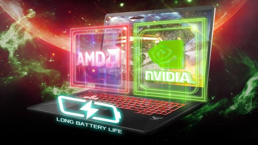 TUF FX705/FX505 mit AMD-Chip und Nvidia-Grafik