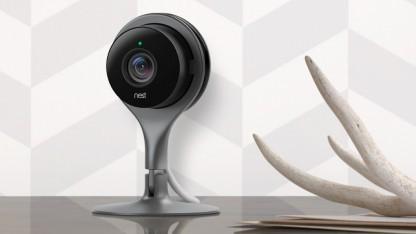 Eine Nest-Kamera von Google