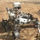 Mars 2020: Der neue Marsrover der Nasa bekommt sein Fahrgestell