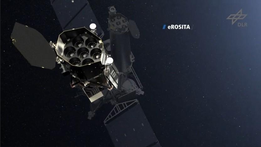 Das Röntgen-Teleskop Erosita