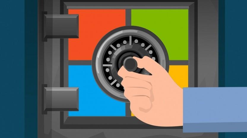 Microsoft will seine Daten ohne Slack sicherhalten.