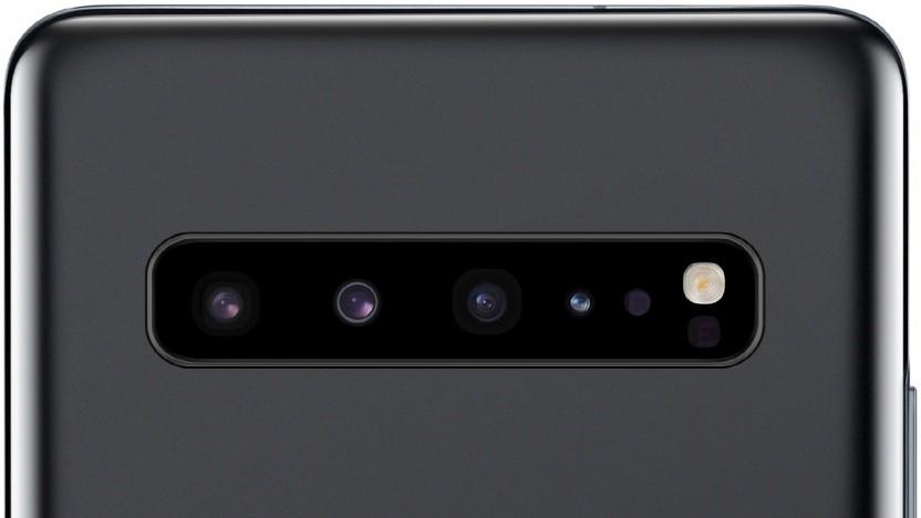Die Kameras des Galaxy S10 5G von Samsung