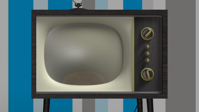 Fernseher müssen auf jeden Fall größer sein  als dieser.