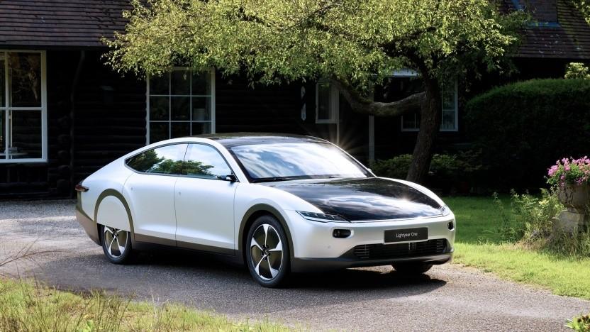 Solarauto Lightyear One: Die nächsten Modelle sollen weniger kosten.