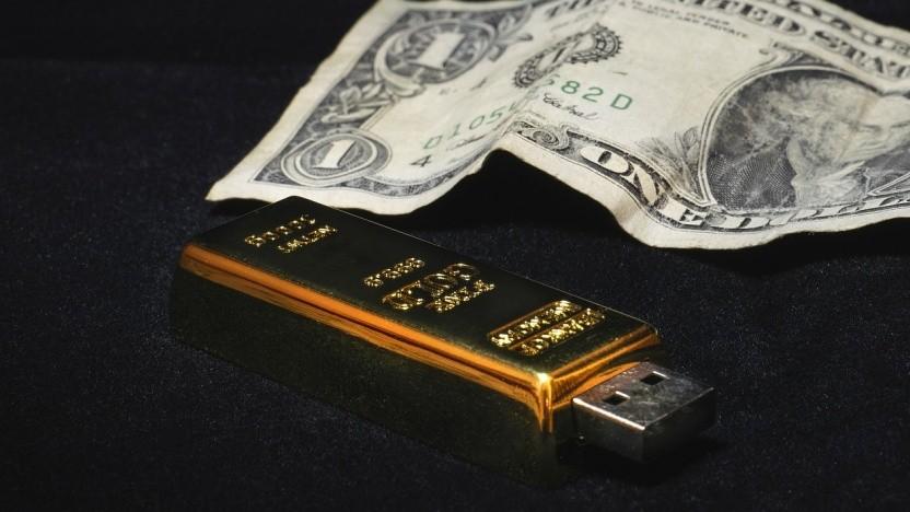 USB-Sticks kosten künftig mehr.