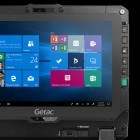 Getac UX10: Sehr helles und robustes 10-Zoll-Tablet mit Brückenakku