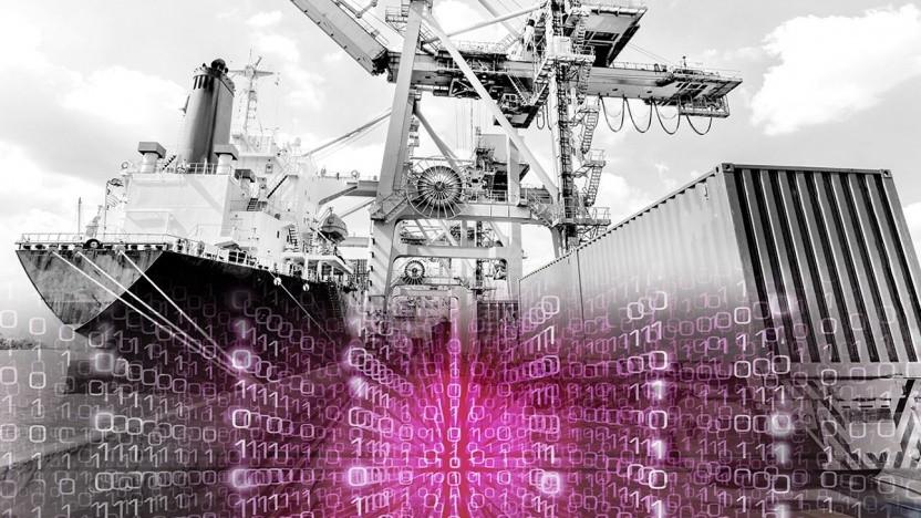 5G-Testfeld Hamburger Hafen