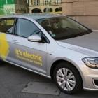 Elektrisches Carsharing gestartet: VW erwartet keine Ladeprobleme in Berlin