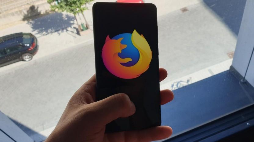 Der neue Firefox-Browser kommt für mobile Geräte.