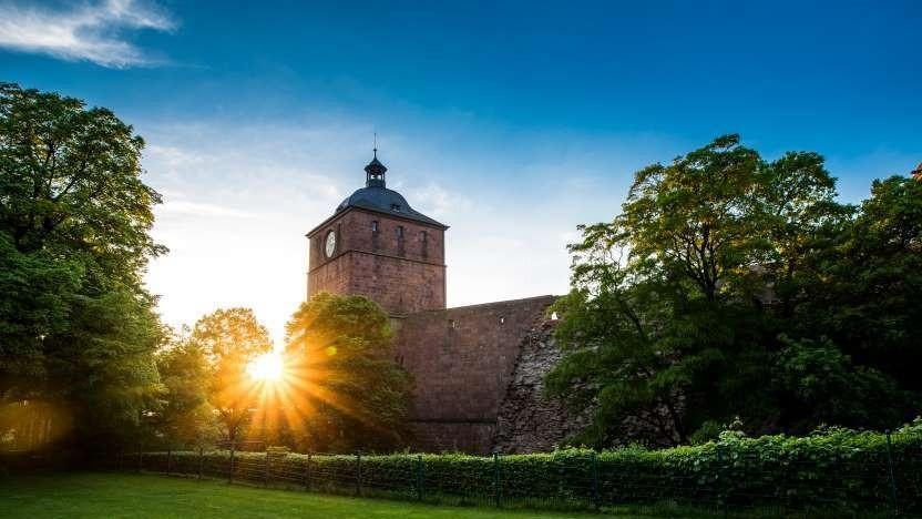 Oh so schön ist Heidelberg.