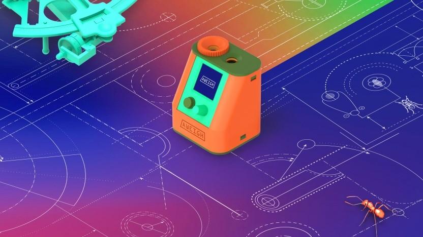 Navigationsgerät Aweigh: technische Bildung verbessern