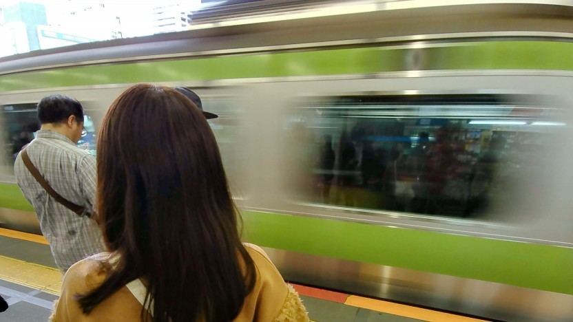 Unter anderem in Tokio gibt es künftig Informationen zur Auslastung der öffentlichen Verkehrsmittel.