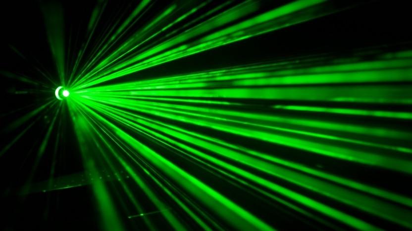 Ob mit diesem Laser auch Personen erkannt werden können?