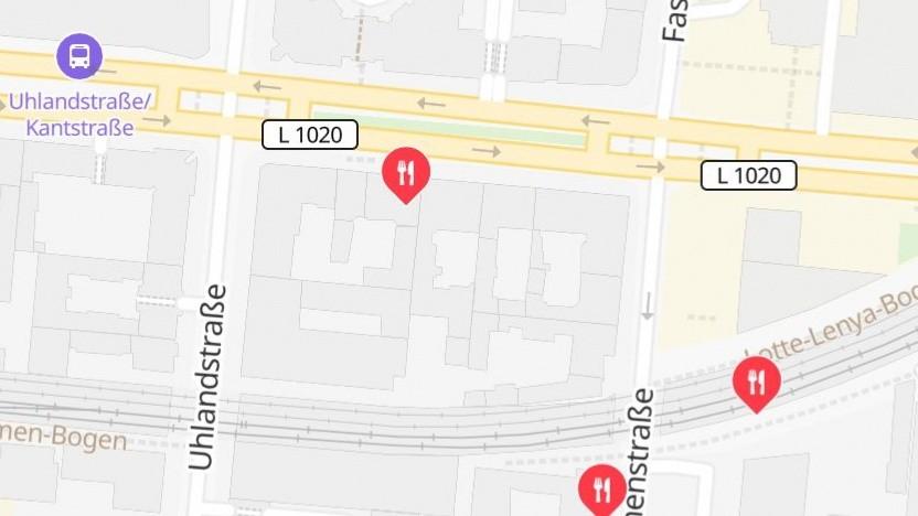 Qwant Maps ist mit einer ersten Betaversion gestartet.