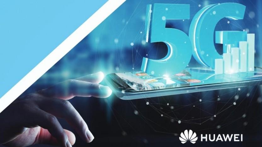 Huawei baut 5G-Netze