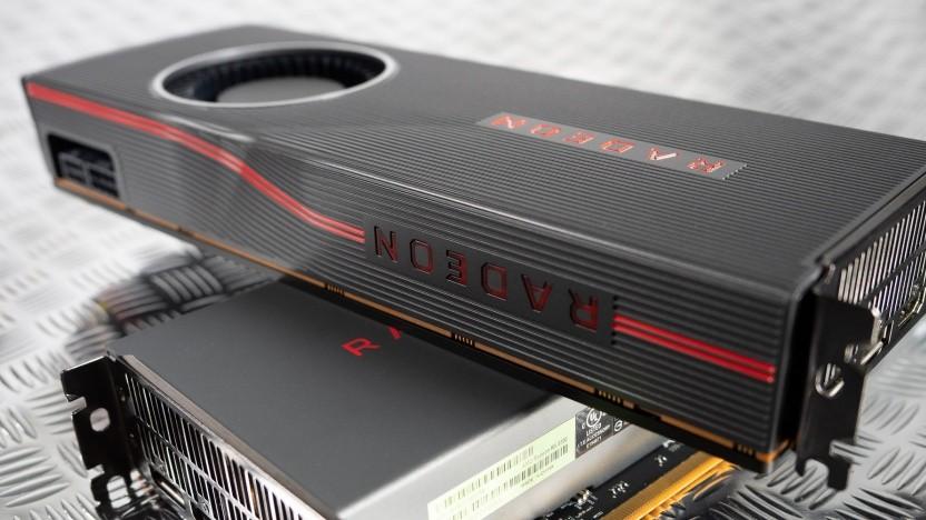 Radeon RX 5700 XT und Radeon RX 5700