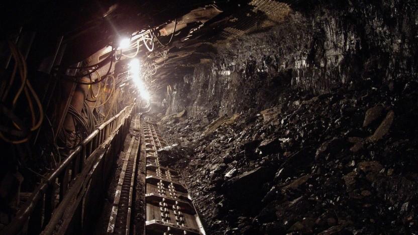 Bergwerksschacht