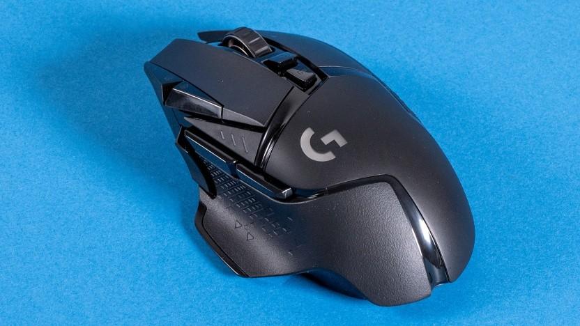 Logitechs G502 Lightspeed