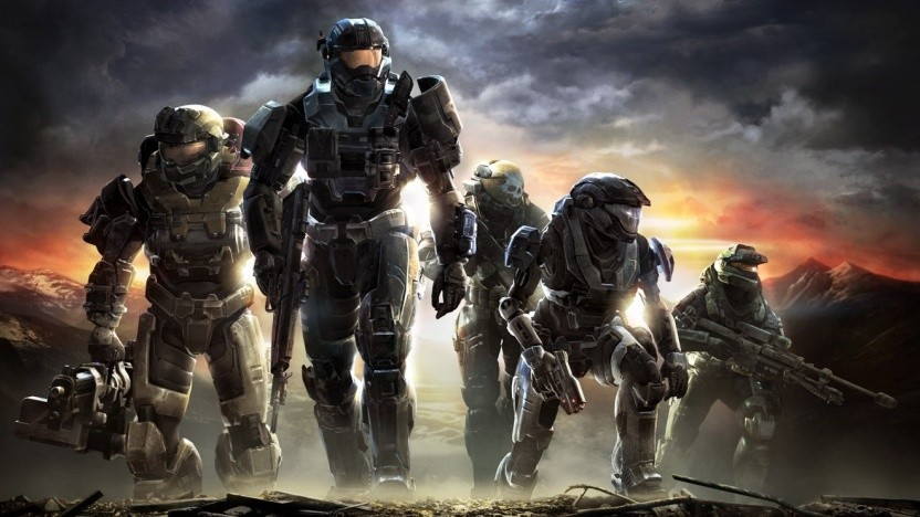 Artwork von Halo Reach