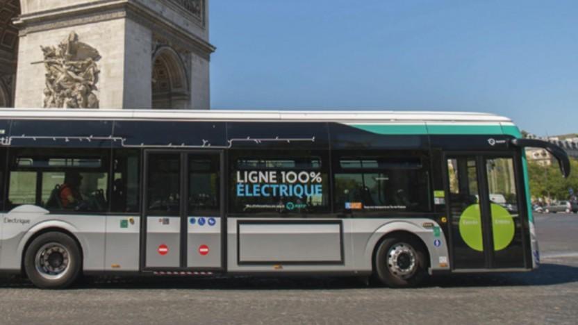 Paris soll bald nur noch elektronische Tickets verwenden.