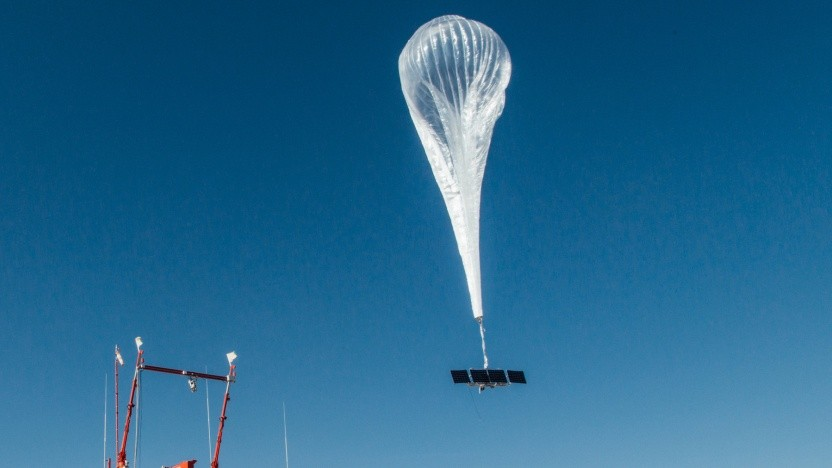 Project Loon startet durch