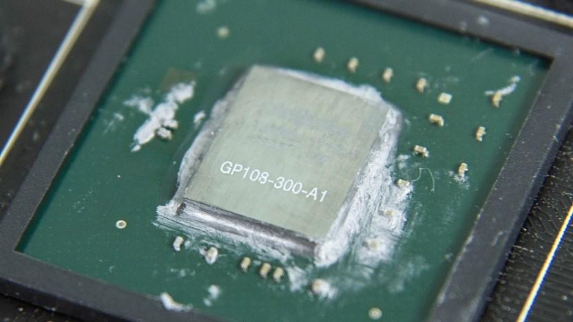 Schon den GP108 ließ Nvidia einst bei Samsung fertigen.