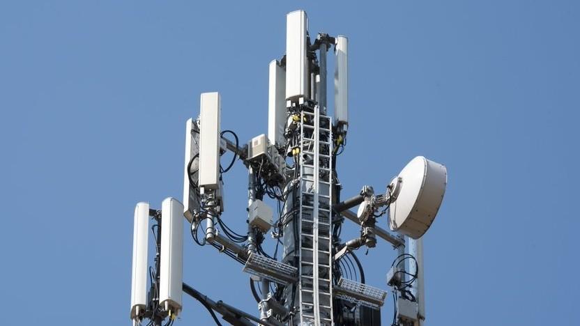 Mobilfunknetz der Telekom