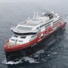 Hurtigruten: Die MS Roald Amundsen ist das erste Hybrid-Kreuzfahrtschiff