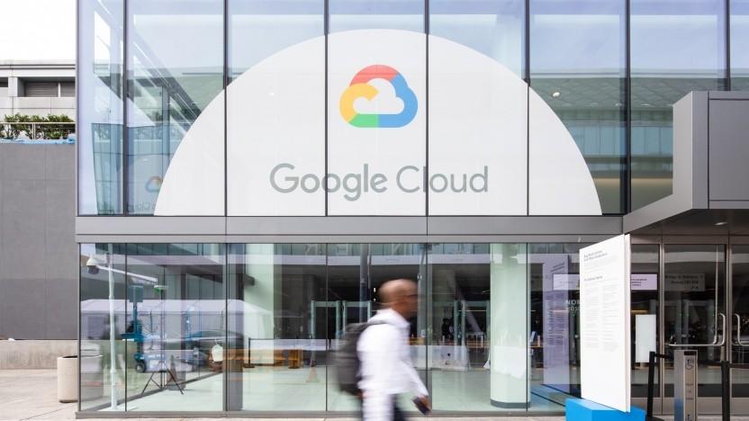 Ein Teil der Google-Cloud hat physische Netzwerkprobleme.