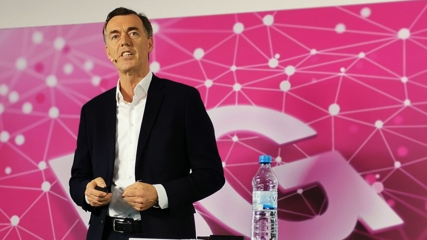 Michael Hagspihl, Geschäftsführer Privatkunden Deutsche Telekom