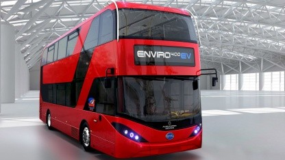 Londoner Elektrobus