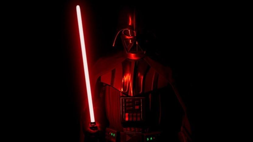 Artwork von Vader Immortal: A Star Wars VR Series