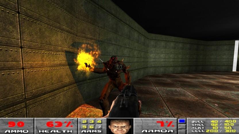 Doom Reborn basiert auf id Tech 4.