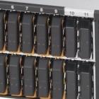 Server: Supermicro mit Chassis für 40 E1.S-SSDs auf 2 HE
