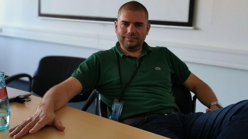 Armin Cossmann, Regionaldirektor Deutschland Logistikbereich bei Amazon