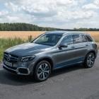 Brennstoffzellenauto: Der Mercedes GLC F-Cell - das SUV für das gute Gewissen