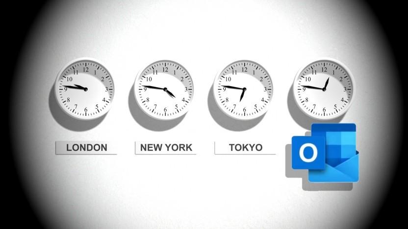 Die Entwicklung der neuen Webversion von Outlook hat etwas gedauert.
