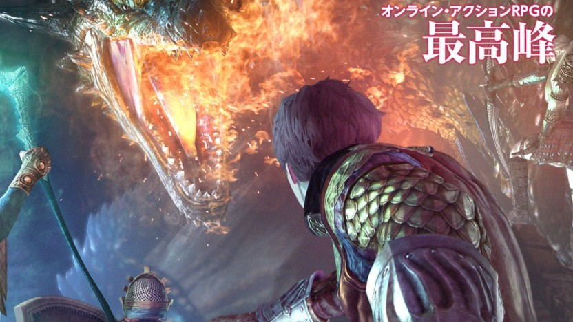 Artwork von Dragon's Dogma Online