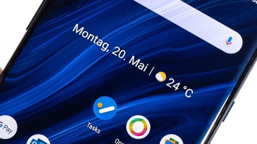 OLED-Bildschirme kommen beispielsweise in Smartphones zum Einsatz, wie etwa beim Oneplus 7 Pro