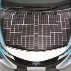 Prius: Toyota stattet Autos mit Solarzellen für mehr Reichweite aus
