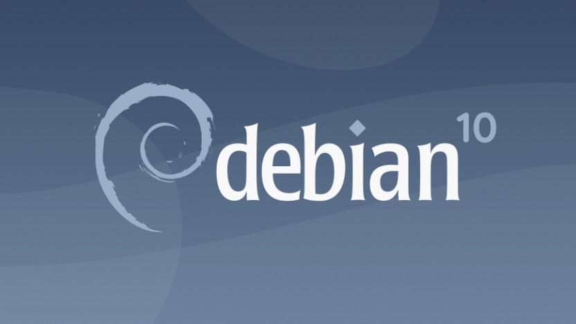 Debian 10 alias Buster ist verfügbar.
