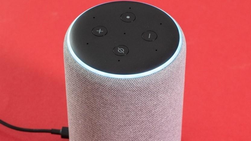Amazons Echo-Lautsprecher sollen besonders für Minderjährige ein Risiko darstellen.